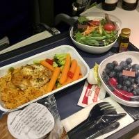 British Airways Review: Gluten Free Meals