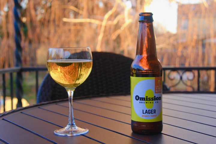 Beer Review: Omission Gluten Free Lager